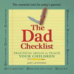the dad checklist front cover